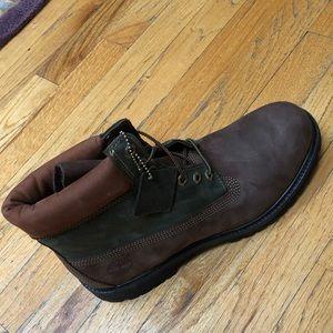 Mens Timberland Boot Size Inch Size 11 NIB